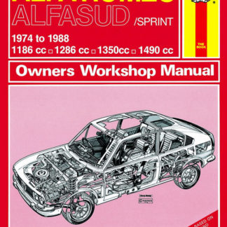 ALFA ROMEO Alfasud/Sprint (74 - 88) up to F