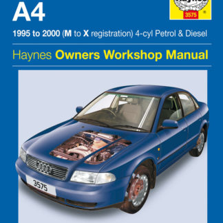 AUDI A4 Petrol and Diesel (95 - 00) M to X