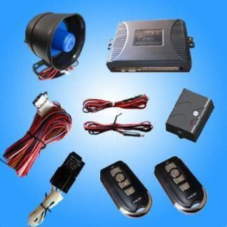 AOLIN CAR ALARM SYSTEM